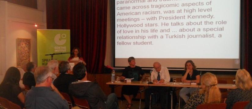 Book Presentation in Nicosia: America '62 de profundis