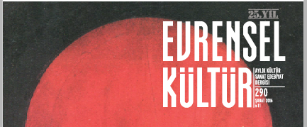 Poem translation: Evrensel Kultur Literature Magazine